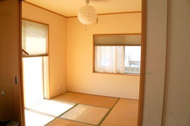 wide LDK & clean Japanesestyle room - Takamatsu - Huis
