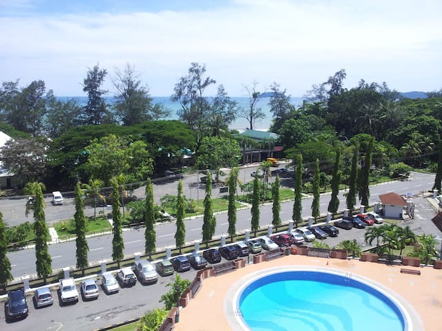 Private room in front of the beach! - Sabah - Wohnung