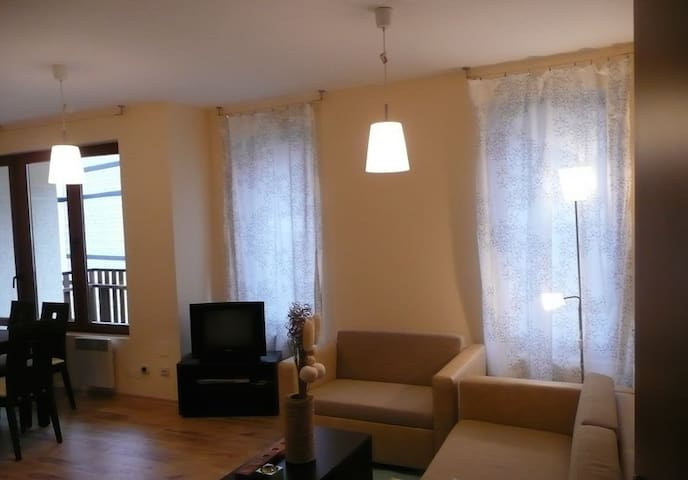 2 Bedroom Apartment, Fire & Balcony