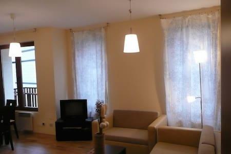 2 Bedroom Apartment, Fire & Balcony
