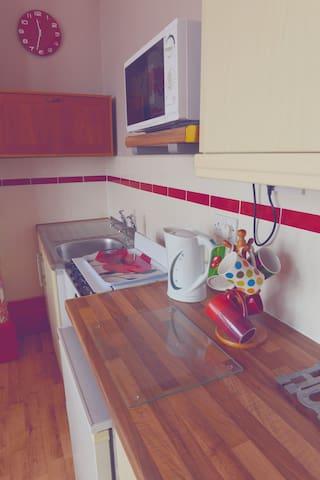 Seawalk Studio apartment - Dawlish - Lägenhet