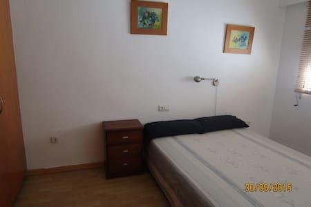 habitación doble con armario - Picassent - Bed & Breakfast