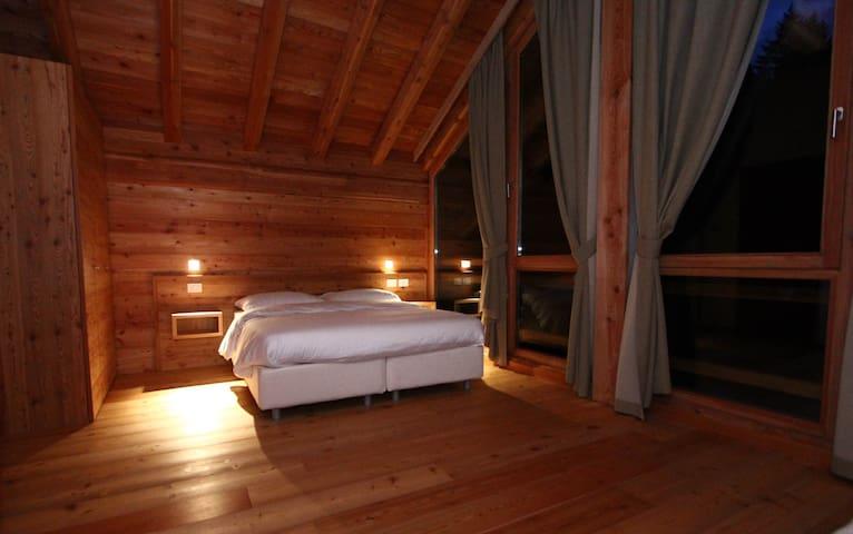 Stanza doppia - Pra de la Casa - Sant'Antonio di Mavignola - Bed & Breakfast