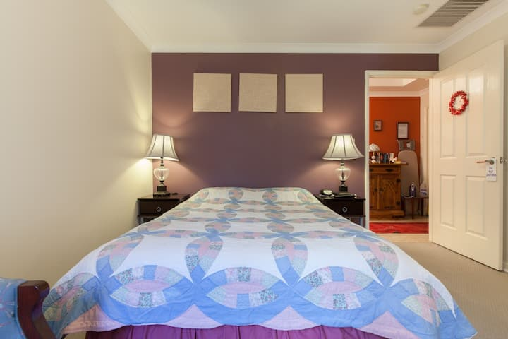 Arcadian BnB Perth -Double Bed Room