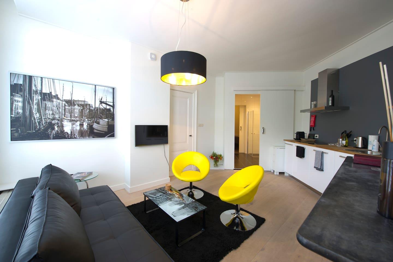 Woonkamer - livingroom