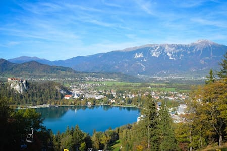Lake Bled Holiday Home - Zasip - Talo