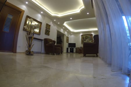 Residence 1111-Fabulous family home - Mansouriyeh - Wohnung