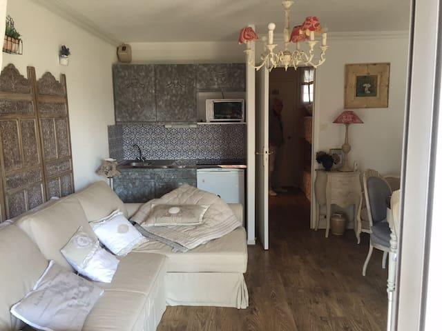 Studio vu mer à carnac - Carnac - Apartment