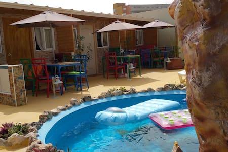 Fuerteventura forever Jandia - Costa Calma - Bungalow