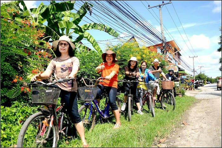ครูพินโฮมสเตย์ 1 - เมืองลำพูน ลำพูน ไทย - Inap sarapan