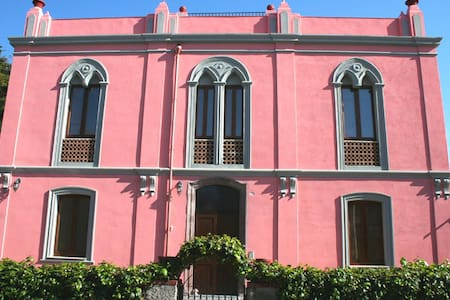 The Pink Palace Period Villa - โบซา