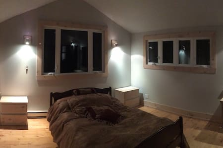 le parfait refuge a 5minutes de mont-tremblant - Appartement