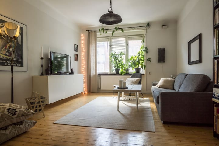 Central & Spacious studio apartment - Malmö - Apartment