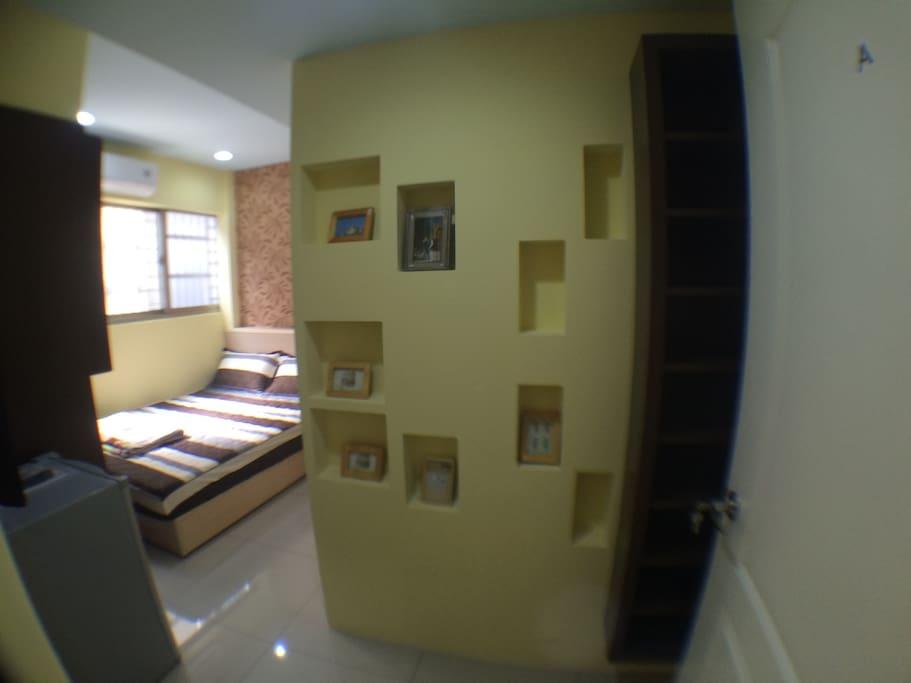 A室;分離式冷氣安靜
