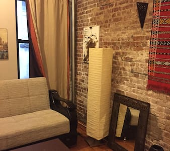 Great space in the LES