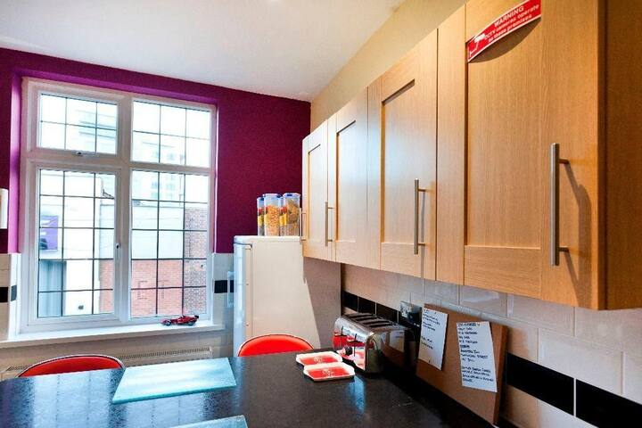 Double Room with DIY Breakfast at City Centre Bar