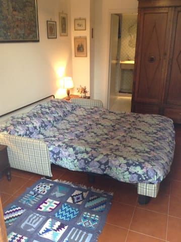 2 rooms in the countryside - Formello - House