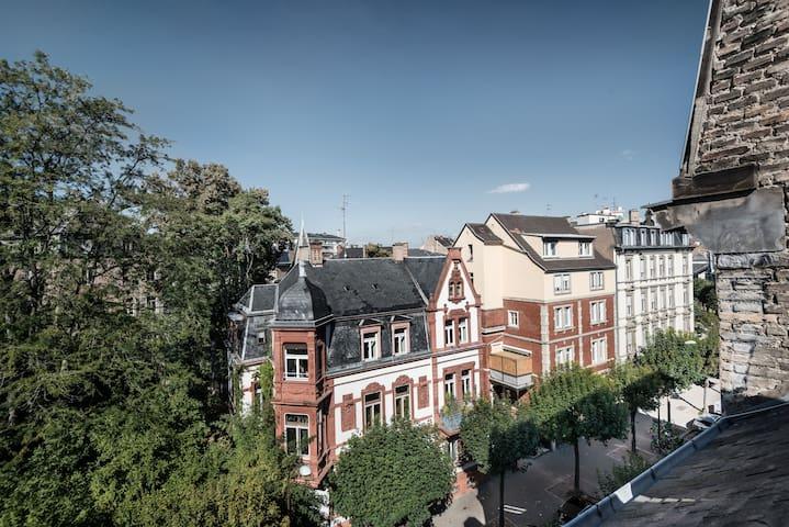 Très Beau 4P proche Centre - Strasbourg - Apartmen