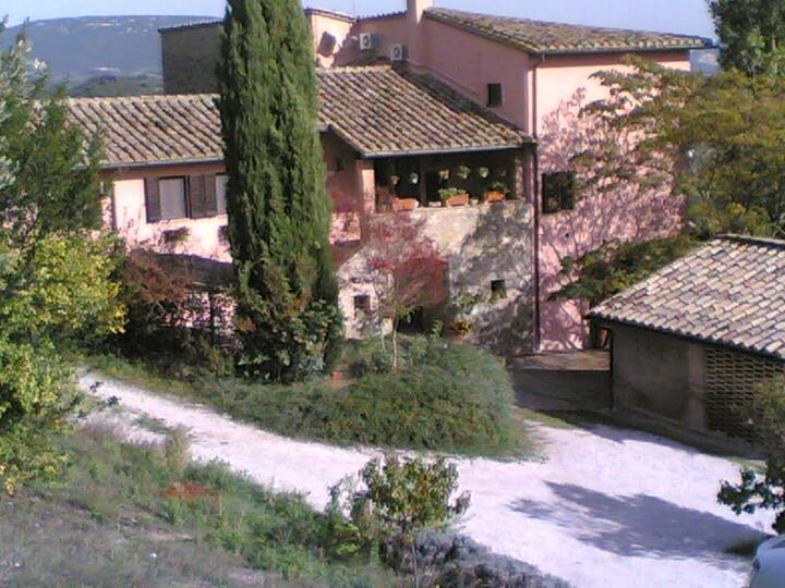 Le Rose - lovely apartment in Umbria