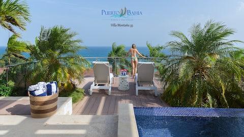 ★Exquisite Ocean Villa - Jacuzzi ★