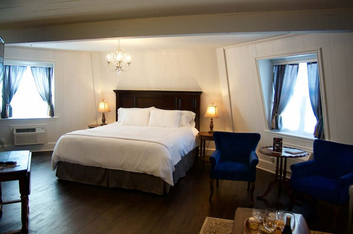 Premiere Windmill Suite in The Mill Inn - Lynden - Annat