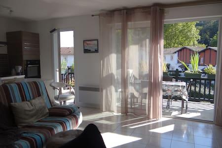 Chambre dans un appartement 2ème E. - Cambo-les-Bains - 公寓