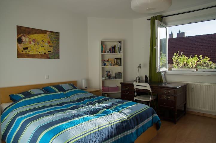 Zimmer in moderner, heller Wohnung - Eppelheim