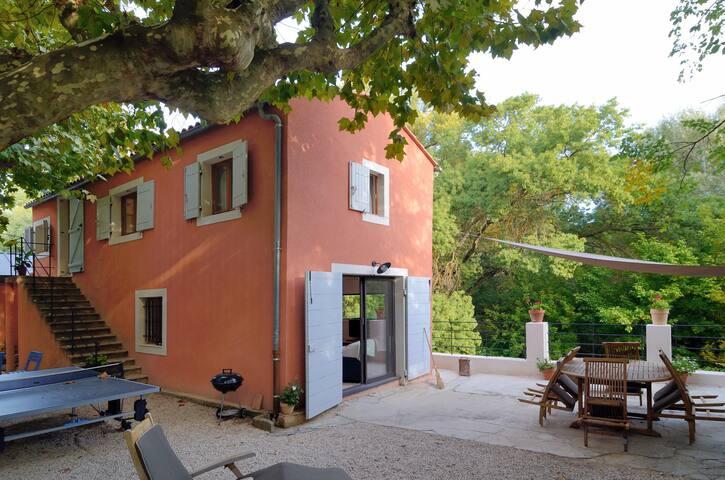 Country house Roquepertuse - Velaux - House