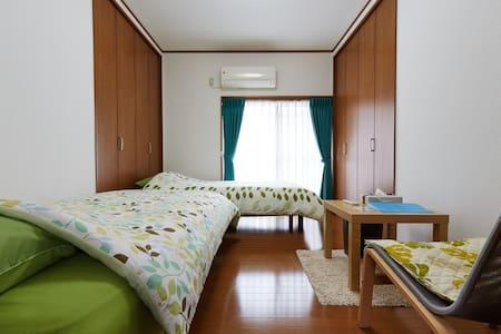 Fujisawa: close to Airport & Tokyo! - Fujisawa - House