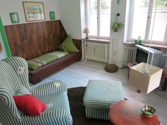 Home away from home in the country - Rengsdorf - Apartamento