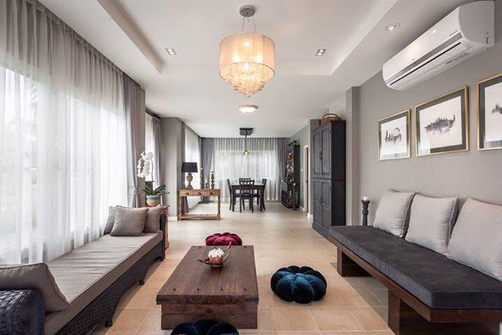 moon 11 boutique home - Tambon San panat  A . sansai  - Rumah