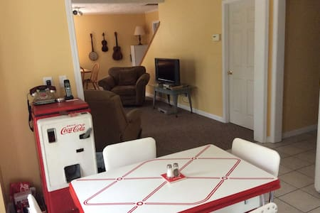 Ditty Road Retreat-Country Chic! - Cookeville - Daire