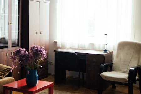 Cosy studio flat 15m to Main Square /no kitchen/ - Krakau - Wohnung