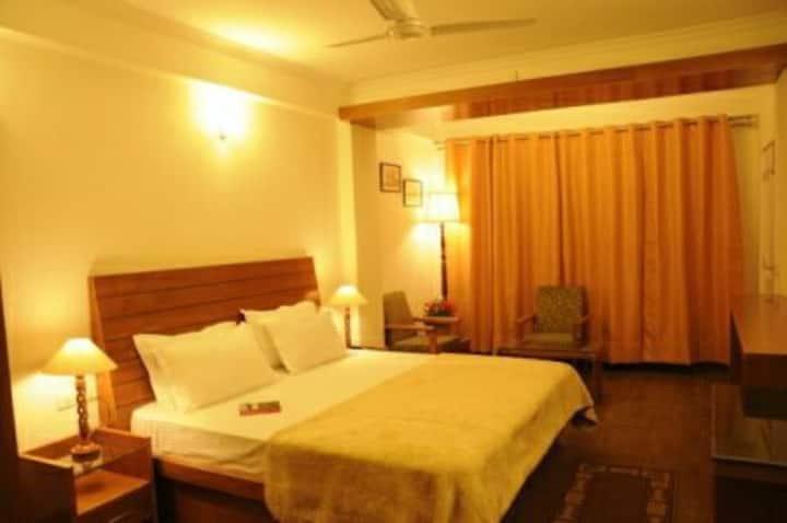 Deluxe Room 2 at Vatsalyam Homestay