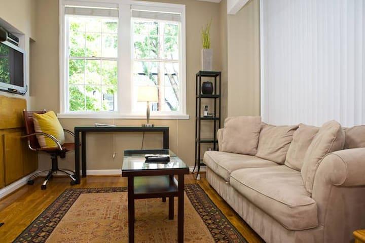 #2.Georgetown Condo. Prime Location - Washington - Apartemen