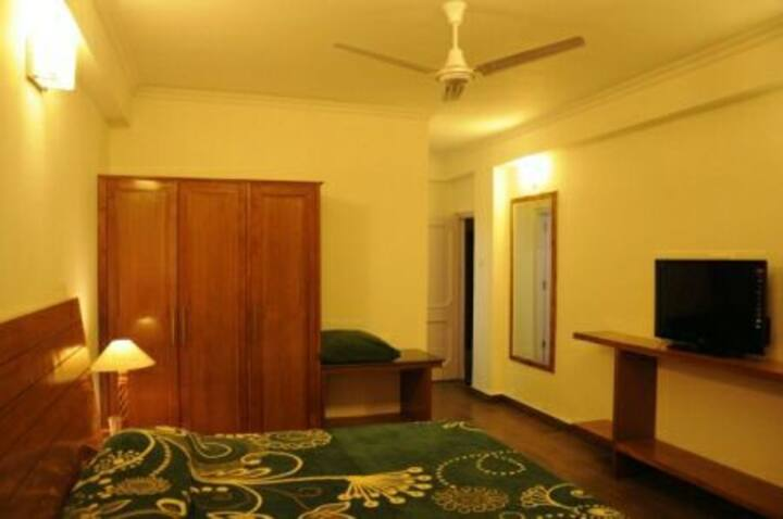 Deluxe suite at Vatsalyam Homestay