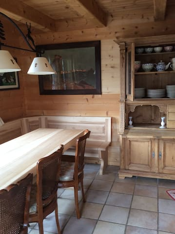 Large, cosy, comfortable chalet - Champéry - Chalet