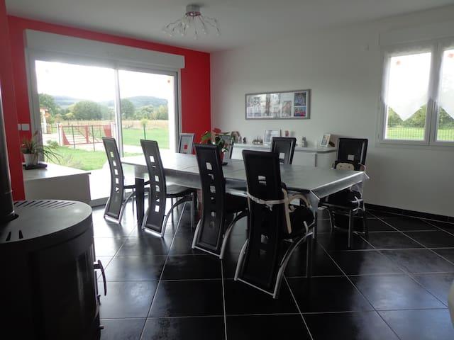 Maison 9 pers à Venarey les laumes - Venarey-les-Laumes