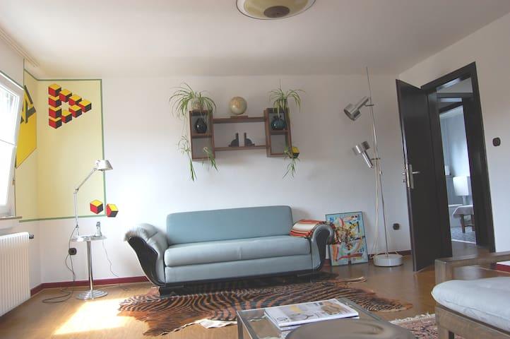 modern-comfort-inn - Kreuzau - Apartment
