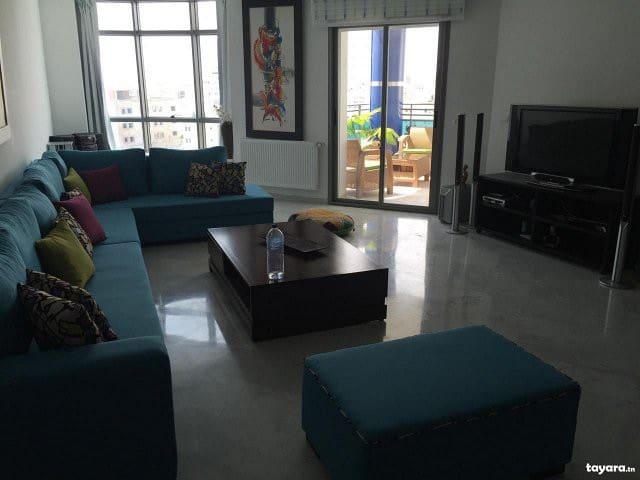 Appartement HS proche de la mer - Sousse - Huoneisto