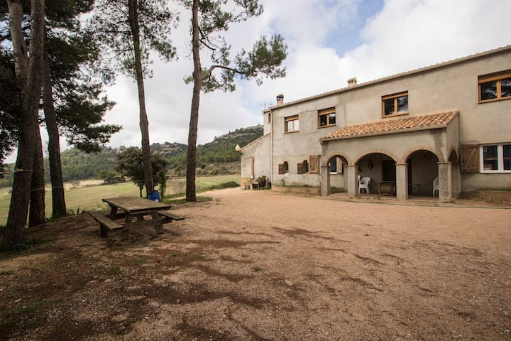 Casa Albergue en la Sierra Mariola - Bocairent - บ้าน