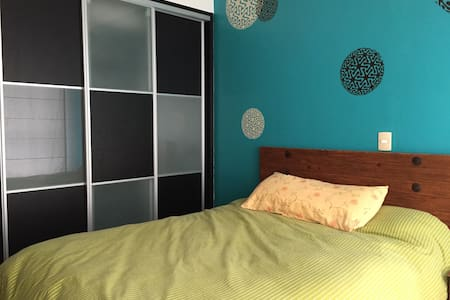 Comfy and private bedroom - Ciudad de mexico