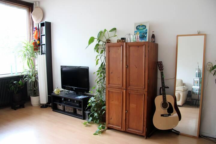 Nice spacious apartment - 2 guests - Utrecht - Byt