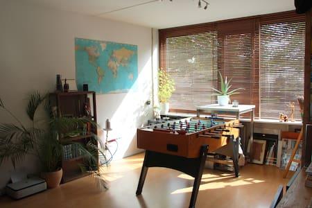 Nice spacious apartment - 2 guests - Utrecht