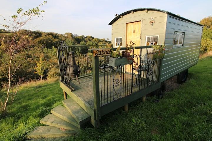 Shepherds hut, Nr Dartmoor