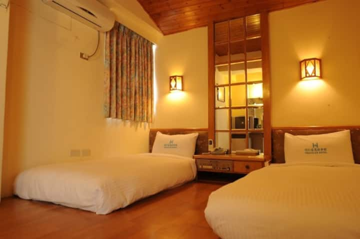 Comfortable Stay in Central Taitung