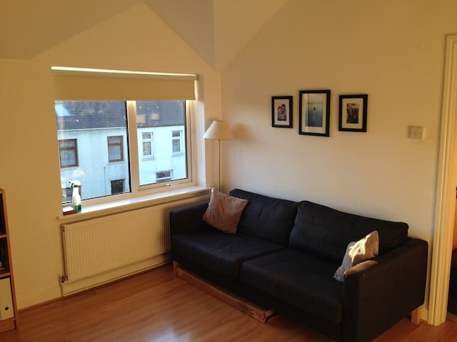 6 Nations Flat (sleeps 4) - Cardiff - Appartement