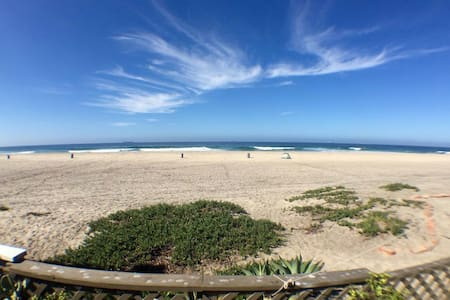 Charming beach house on the sand! - Rosarito