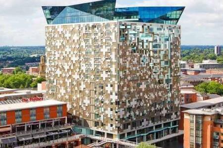 Iconic Cube Apartment