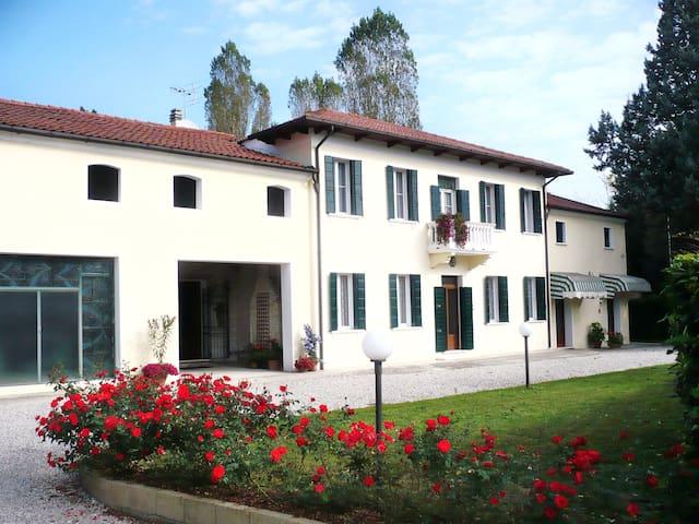 Accogliente appartamento blu a Vigonza - Vigonza - Apartamento